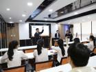 Gặp gỡ học sinh chuẩn bị xuất cảnh Du học Điều dưỡng Nhật Bản cùng ông Takeshi Ogino