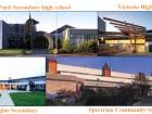 Hội đồng trường Trung học Công lập tại thành phố Victoria, Canada