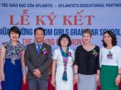 Ký kết thỏa thuận hợp tác giữa Trường THCS Sài Đồng, Hà Nội và Trường EGGS, New Zealand