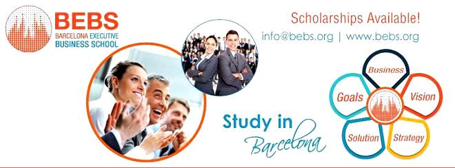 BEBS nằm trong Top trường học phí thấp nhất Tây Ban Nha