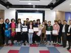 12 HS Hà Nội nhận học bổng Soshi kỳ tháng 4/2018
