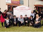 Học bổng 100% học phí Cardiff Six Form College, UK