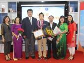 Học sinh Hà Nội nhận học bổng hơn 54 tỷ đồng