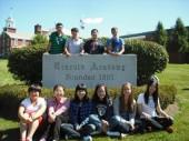 Trung học nội trú Lincoln Academy – Một bước gần hơn đến giấc mơ Mỹ
