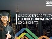 EC Higher Education: 1 trong những tổ chức Giáo dục hàng đầu thế giới