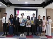 Lễ trao học bổng Đại học Sogang, Hàn Quốc 2018