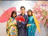 Hơn 100 HS, SV và phụ huynh tham dự Ngày hội văn hóa Nhật Bản tại Atlantic