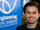 Chàng trai 9X người Việt giành giải cao nhất cuộc thi Sáng tạo cấp quốc gia New Zealand