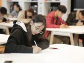 """Hơn 200 học sinh Hà Nội tranh tài """"săn"""" học bổng Soshi du học Nhật Bản"""