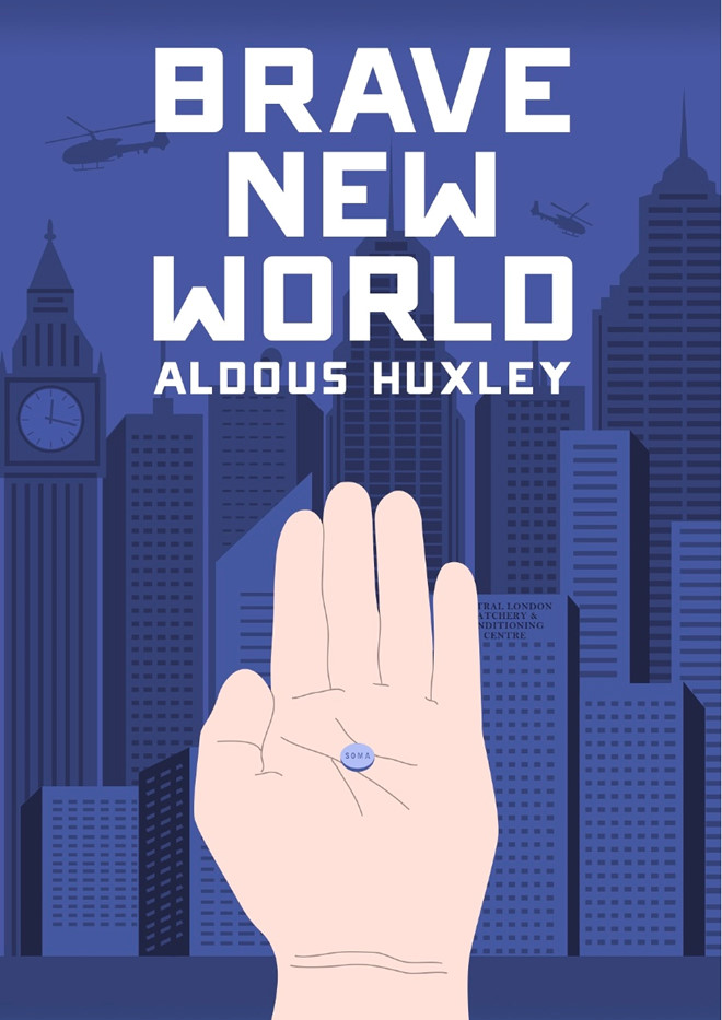 A Brave New World by Aldous Huxley