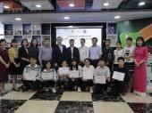 Gần 200 HS Hà Nội & các tỉnh lân cận xuất sắc vượt qua vòng thi viết học bổng Soshi – Nhật Bản lần thứ 7