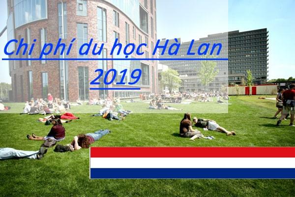chi phí du học Hà Lan