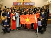 100% HS Atlantic tốt nghiệp Trường Westcoast sau 2 năm du học Nhật Bản