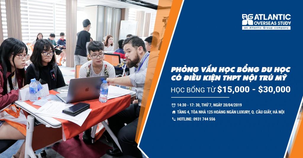 Học bổng THPT