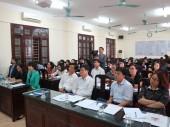 """Hội thảo: """"Nâng cao chất lượng đào tạo tiếng Anh tại các trường TP. Bắc Ninh hướng đến chuẩn quốc tế"""""""