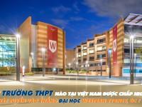 TIN HOT: 19 trường THPT nào tại VN được chấp nhận xét tuyển vào thẳng ĐH Western Sydney, Úc?