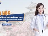 Du học điều dưỡng Nhật Bản 0 đồng kỳ tháng 4/2020