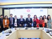 ĐH Ngoại thương, ĐH Dankook & Atlantic Group ký kết hợp tác triển khai Khoá dự bị tiếng Hàn trường ĐH Dankook