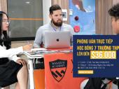 Gặp gỡ trực tiếp & Phỏng vấn học bổng THPT Nội trú Mỹ lên đến $36.000