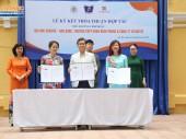 Ký kết thỏa thuận hợp tác toàn diện chương trình học bổng giữa ĐH Sogang, THPT Phan Đình Phùng & Atlantic