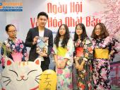 """""""Khám phá một Nhật Bản thu nhỏ & khác biệt"""" tại Ngày hội văn hóa Nhật Bản"""