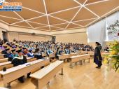 Lễ tốt nghiệp mùa thu 2019 của 26 sinh viên Atlantic tại IPU, Nhật Bản