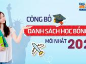 Học bổng KHỦNG lên đến $23,000/năm tại các trường ĐH MỸ kỳ nhập học 2020