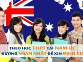 Học THPT tại Nam Úc – Con đường ngắn nhất xin định cư Úc