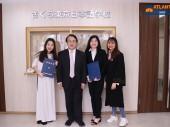 DHS điều dưỡng Atlantic tham dự lễ tốt nghiệp tại Nhật Bản vào tháng 3/2020