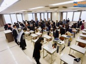 Lễ tốt nghiệp mùa xuân 2020 của 59 sinh viên Atlantic tại ĐH IPU, Nhật Bản
