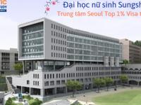 Đại học nữ sinh Sungshin Trường Top 1% Visa thẳng (1)