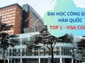 ĐẠI HỌC CÔNG GIÁO HÀN QUỐC – GYEONGGI – TOP 1 – VISA CODE