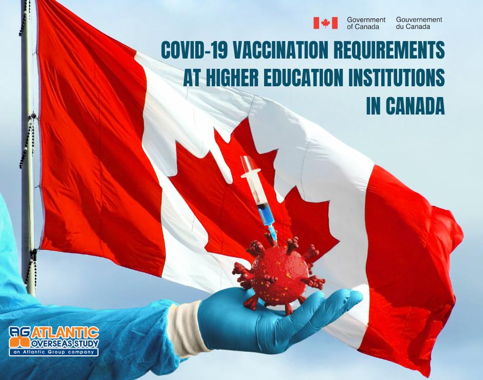 Vaccine Covid tại Canada